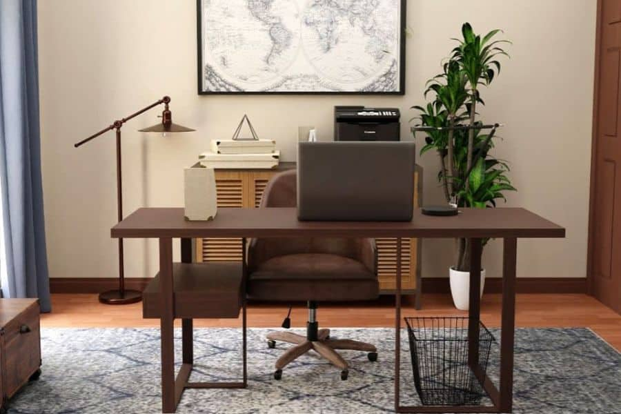 The Top 67 Home Office Desk Ideas