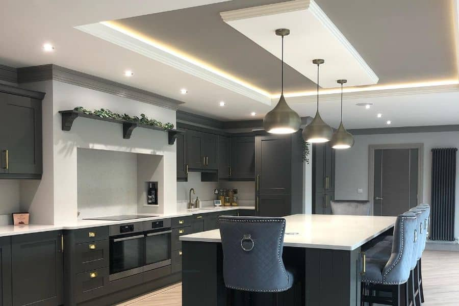 The Top 39 Kitchen Ceiling Ideas