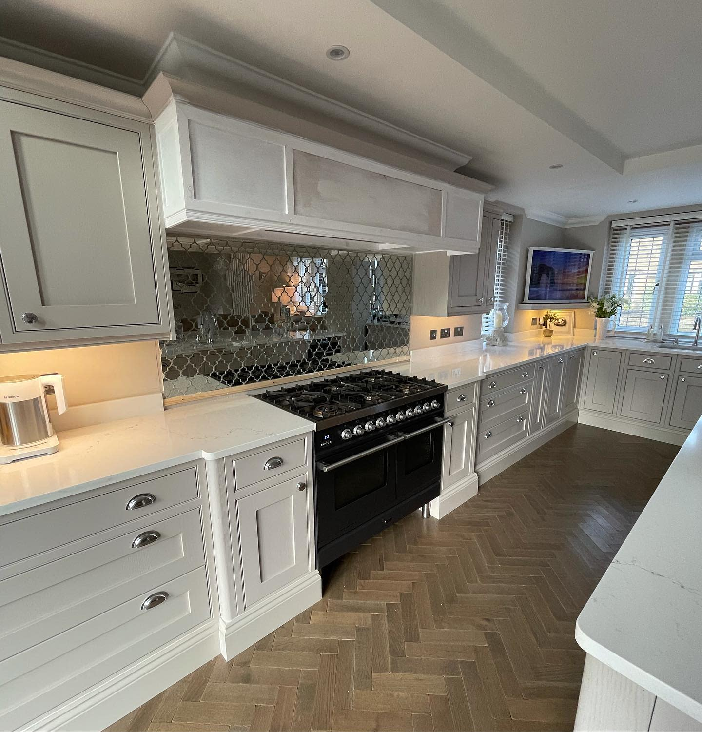 DIY Kitchen Ceiling Ideas -renovating_the_crescent