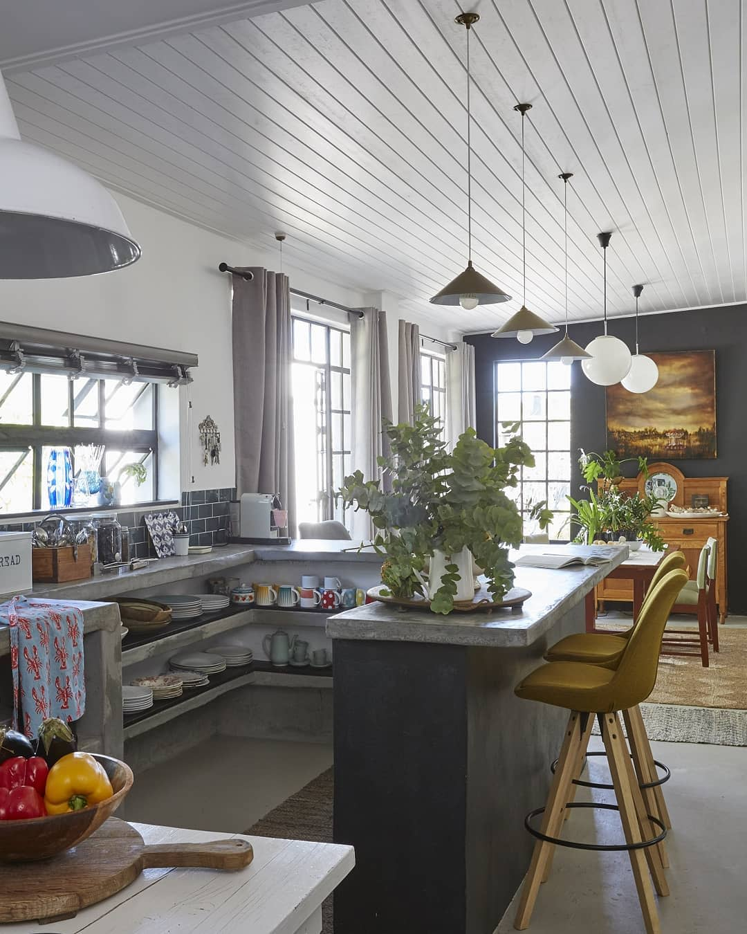Lighting Kitchen Ceiling Ideas -isoboard_sa