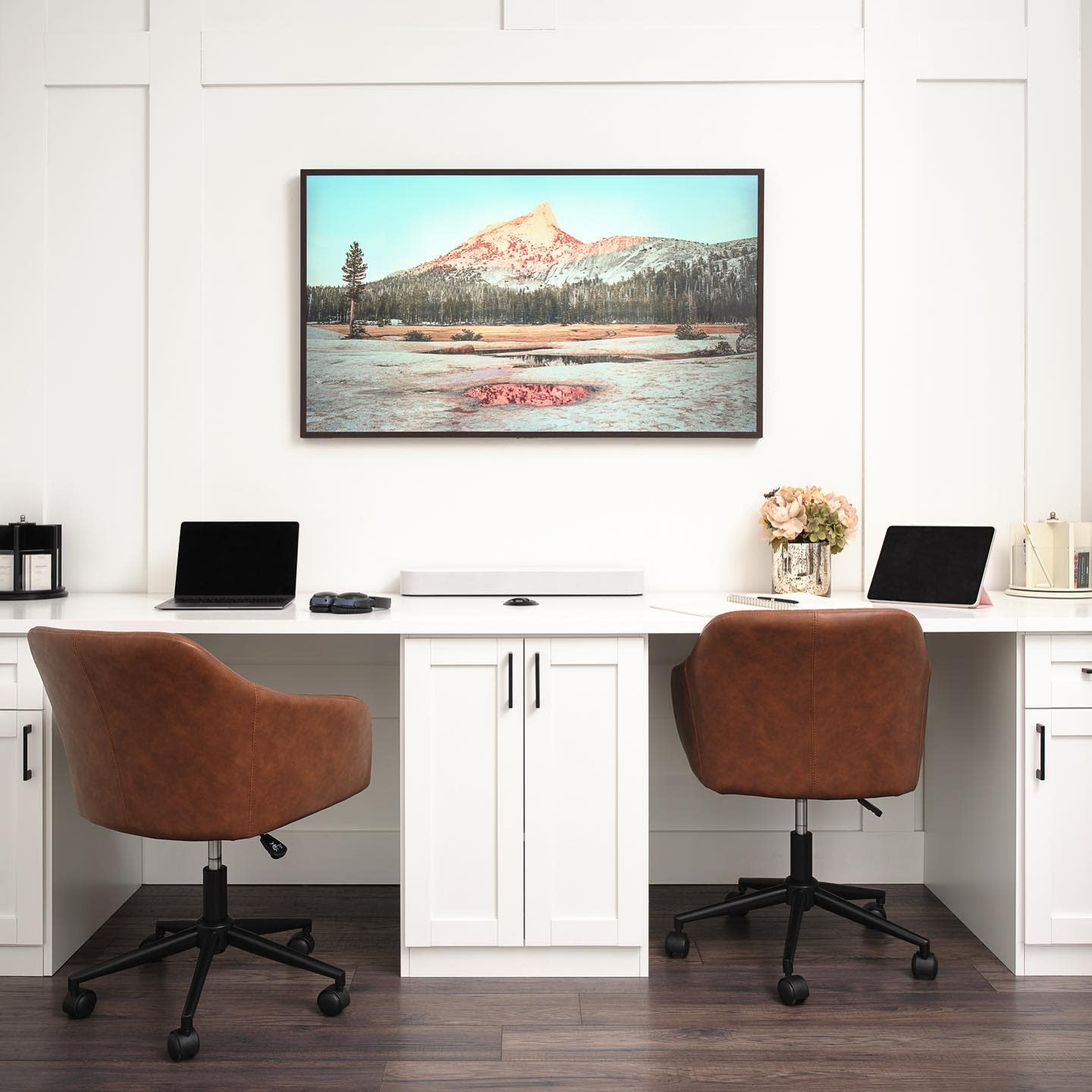 Furniture Modern Home Office Ideas -andtopia_