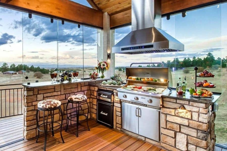 The Top 33 Outdoor Kitchen Ideas