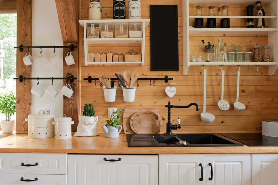 The Top 60 Rustic Kitchen Ideas