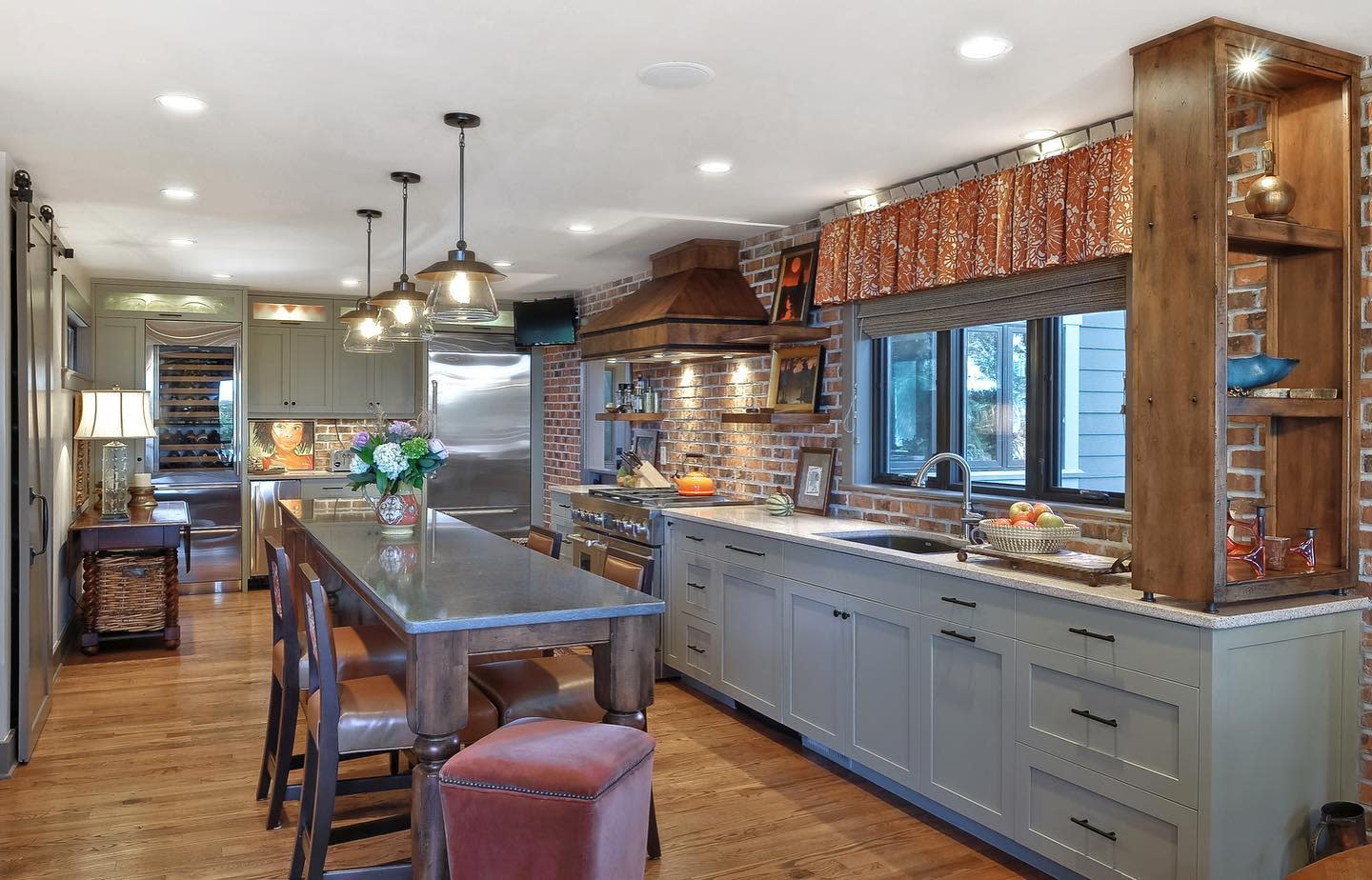 Country Rustic Kitchen Ideas -sbogandesigns
