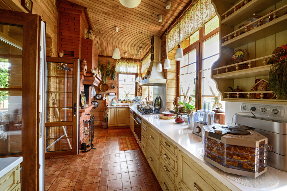 Country Rustic Kitchen Ideas 2