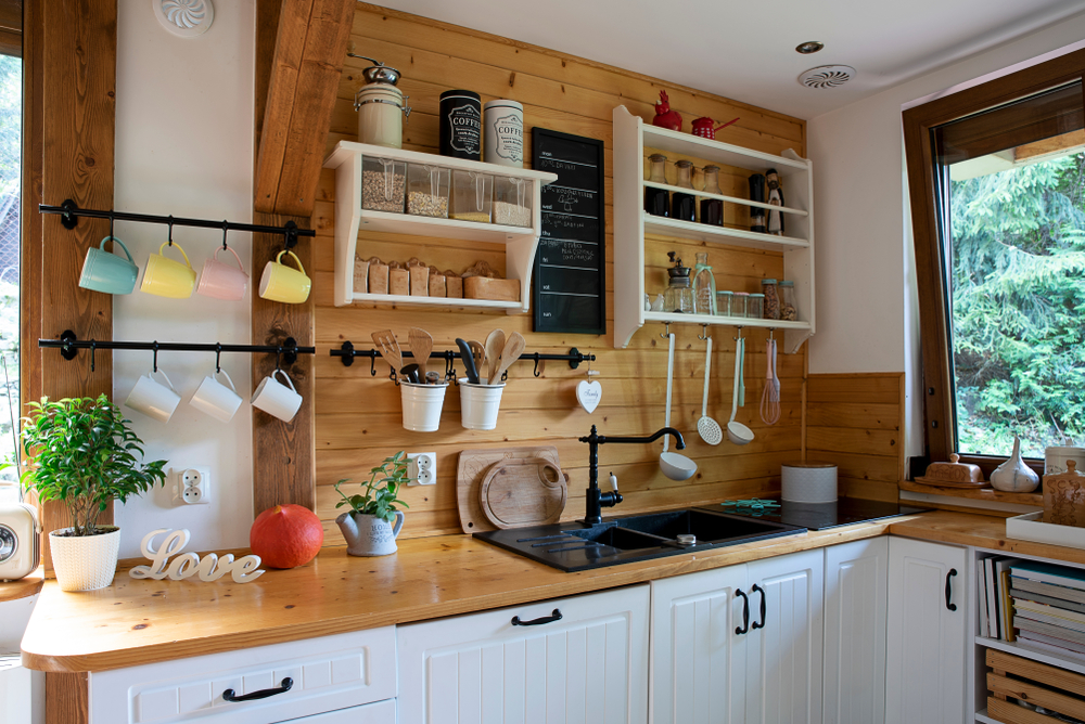 Country Rustic Kitchen Ideas 3
