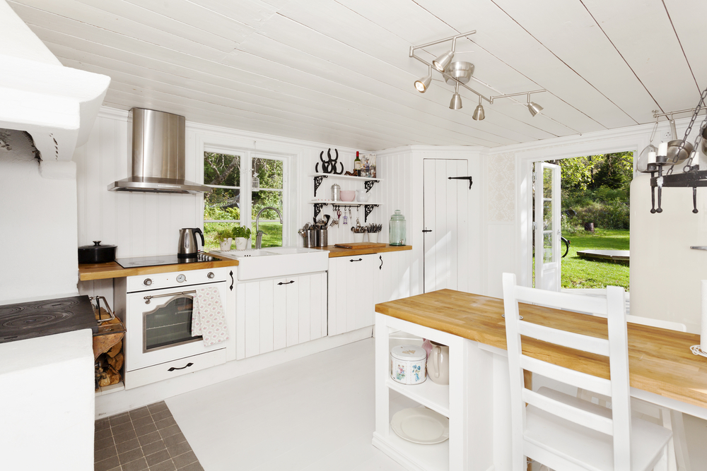 Country Rustic Kitchen Ideas 4