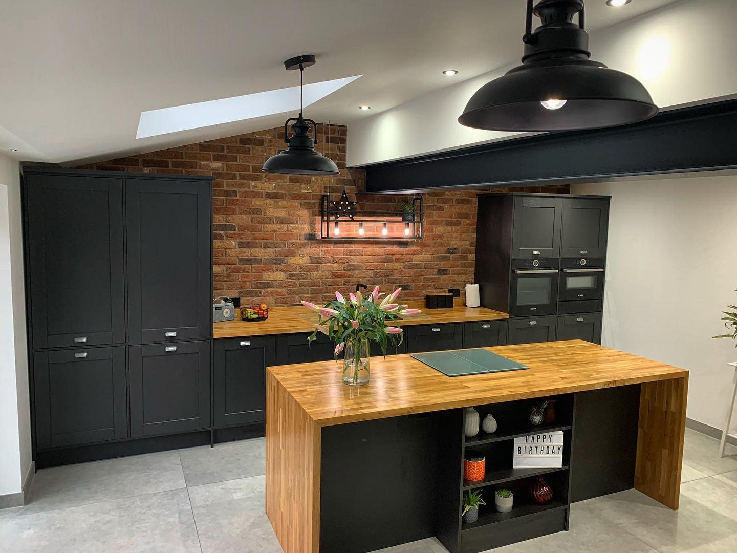 Industrial Rustic Kitchen Ideas -no45_thelawns