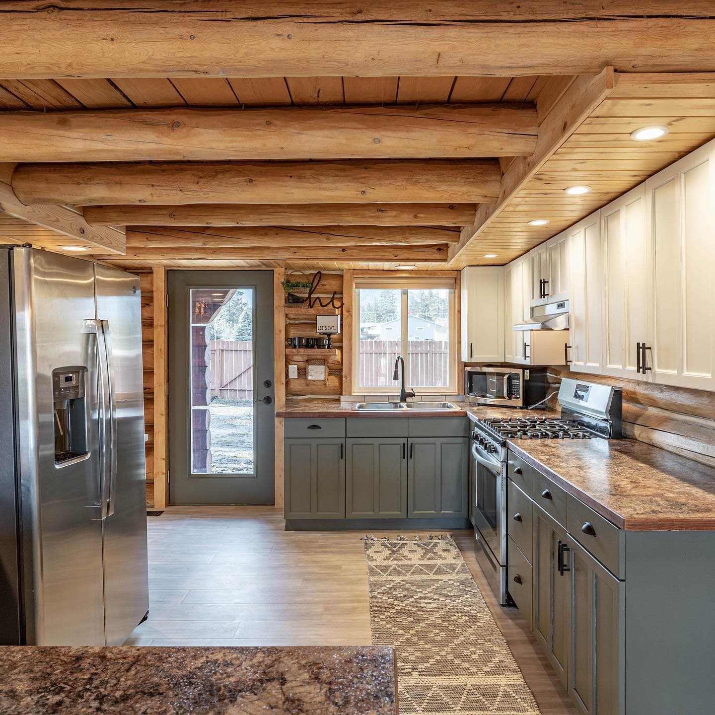 Small Rustic Kitchen Ideas -simply_design_and_more
