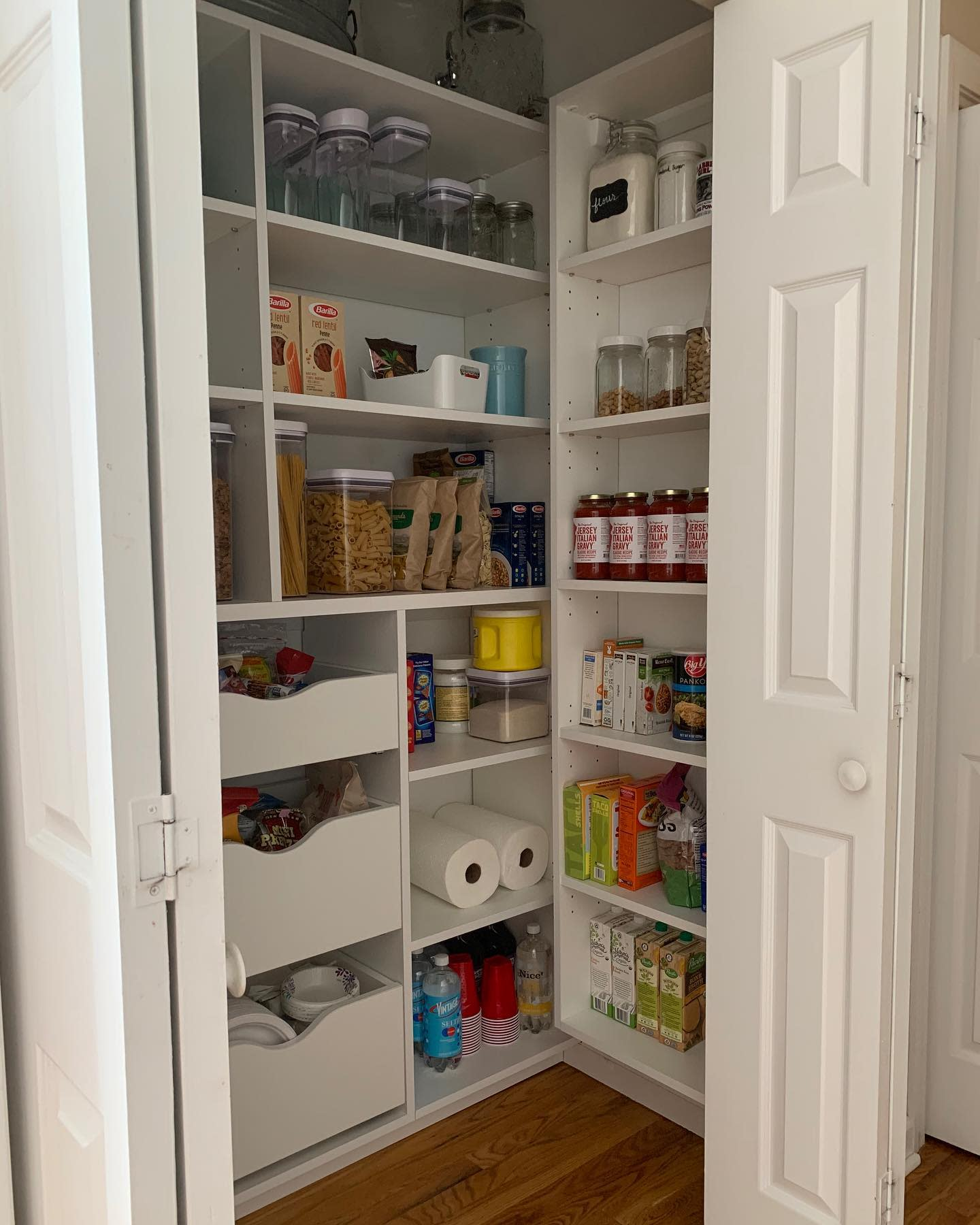 Pantry Small Closet Ideas -_lets_get_organized_