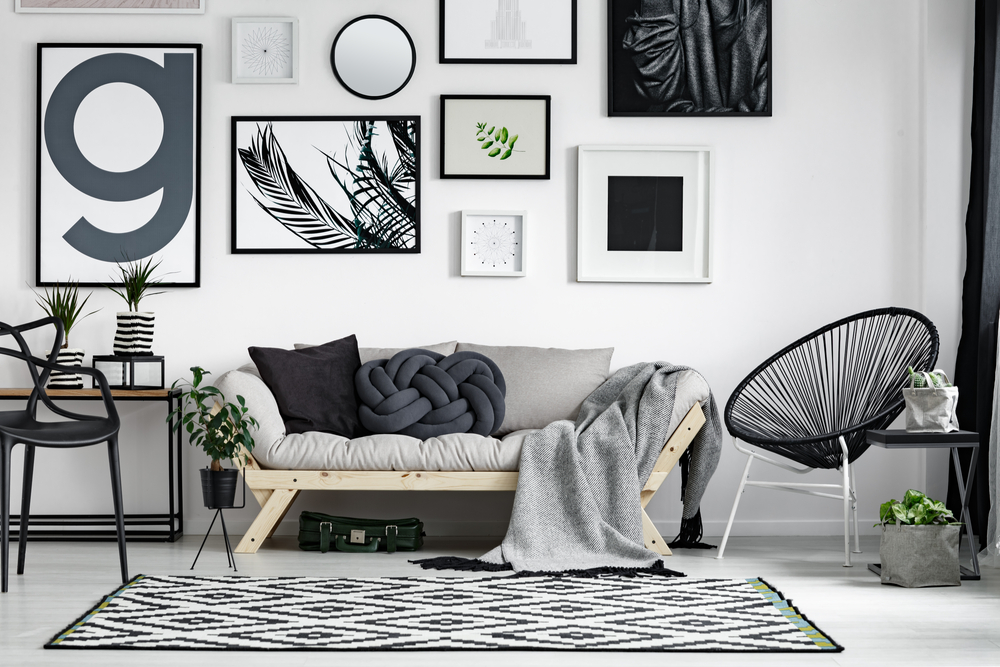 Art Wall Collage Ideas