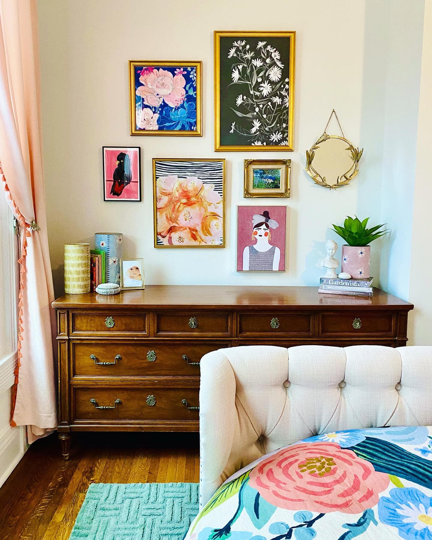 Bedroom Wall Collage Ideas -tricianrob