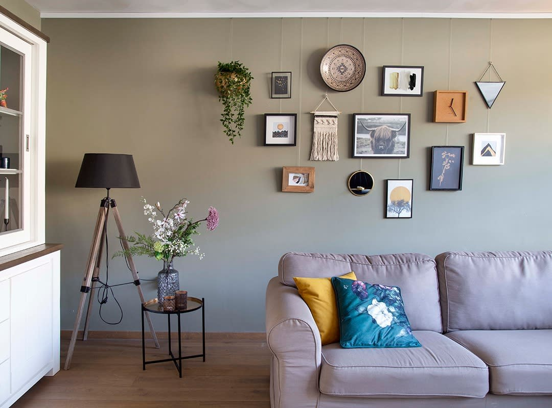 Decor Wall Collage Ideas -staspicturehangingsystems