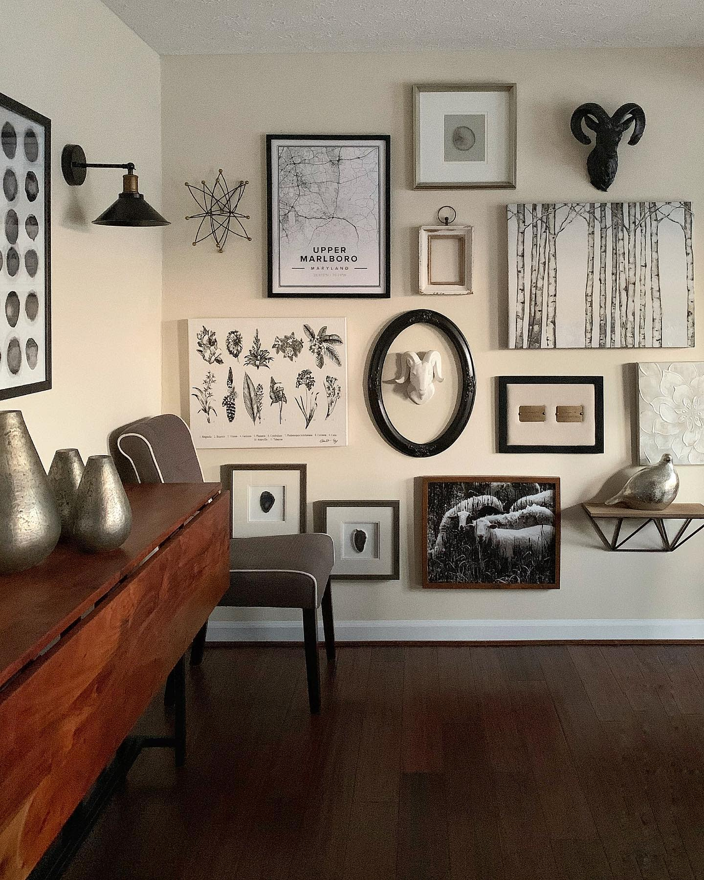 Decor Wall Collage Ideas 2 -itsmorethanahome