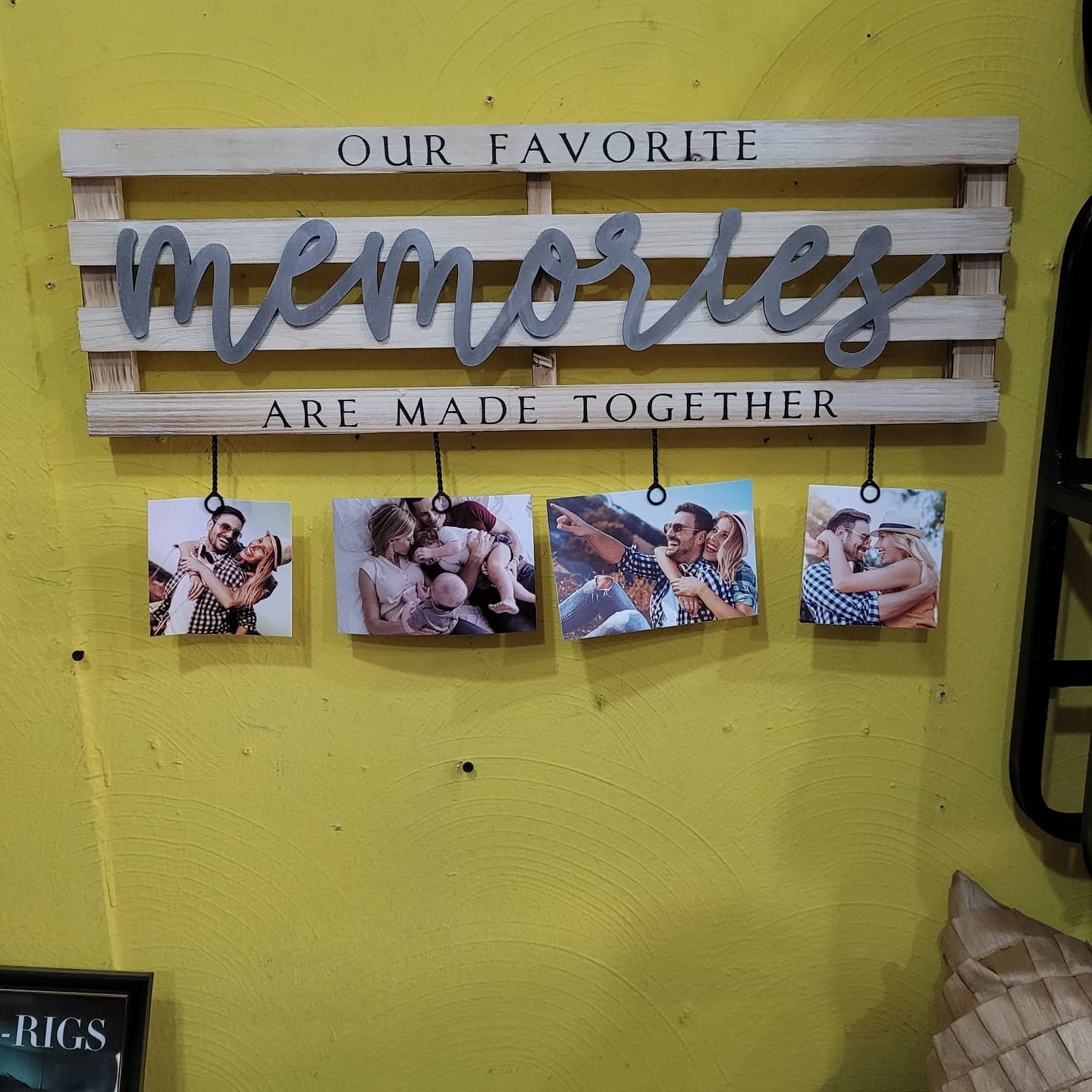 Family Wall Collage Ideas -sunflower_home_essentials