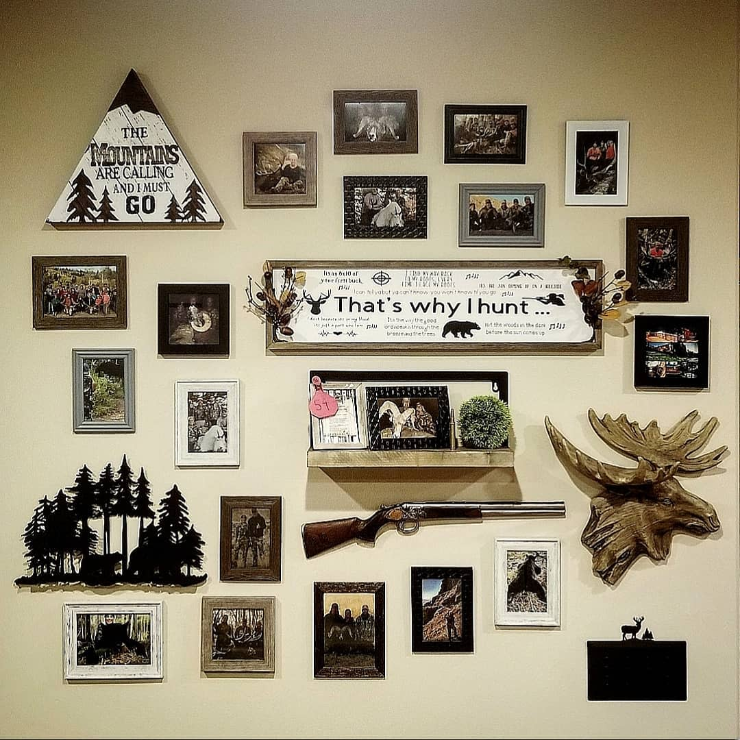 Frame Wall Collage Ideas -canwalk5