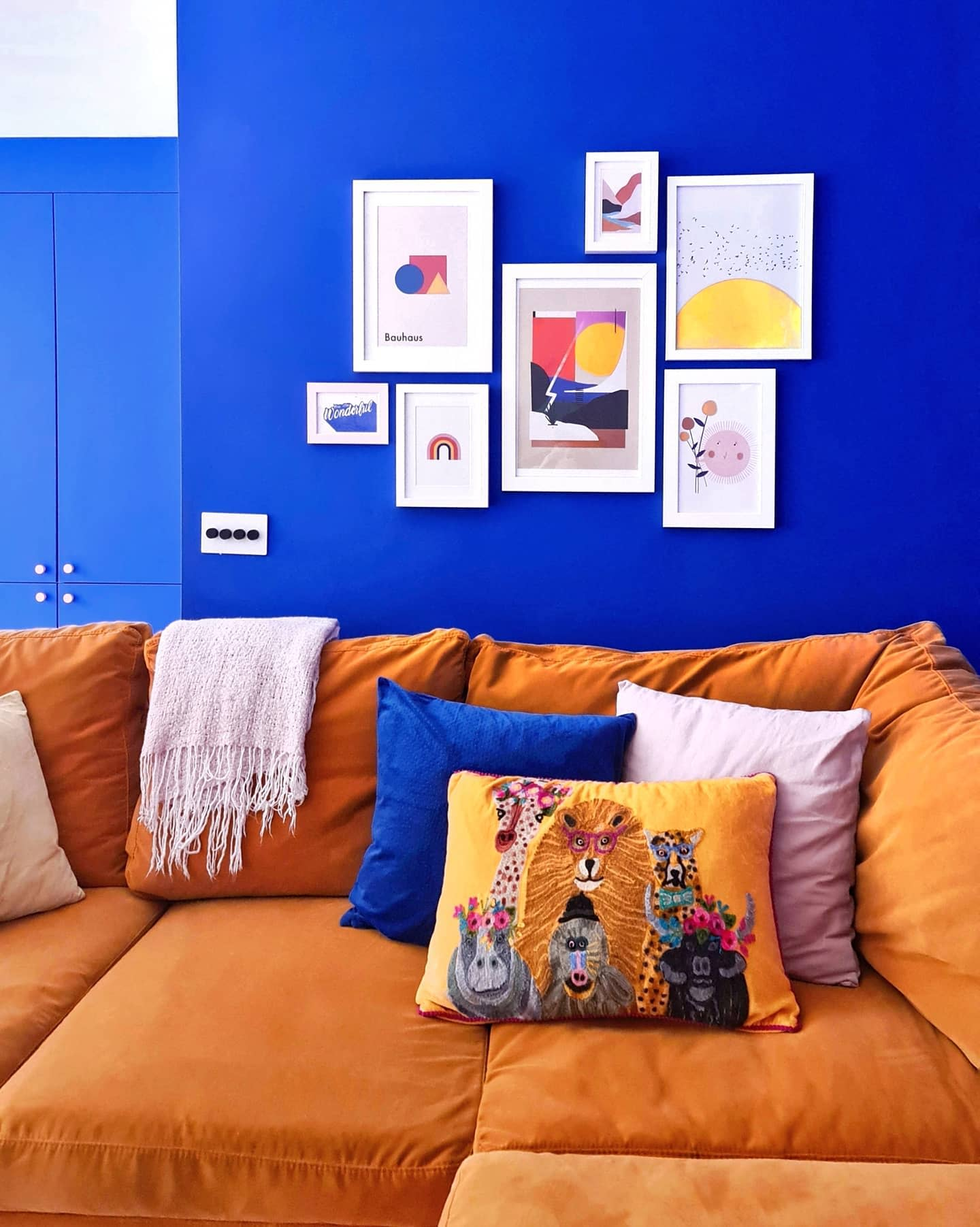 Gallery Wall Collage Ideas -tierneyterracelocation