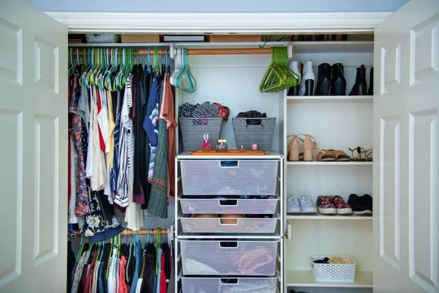 The Top 52 Small Closet Ideas