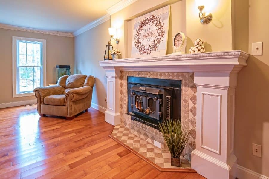 The Top 60 Fireplace Wall Ideas
